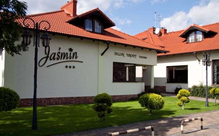 Hotel Jaśmin w Owińskach