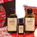 Zestaw 2: szampon, odżywka, olejek
