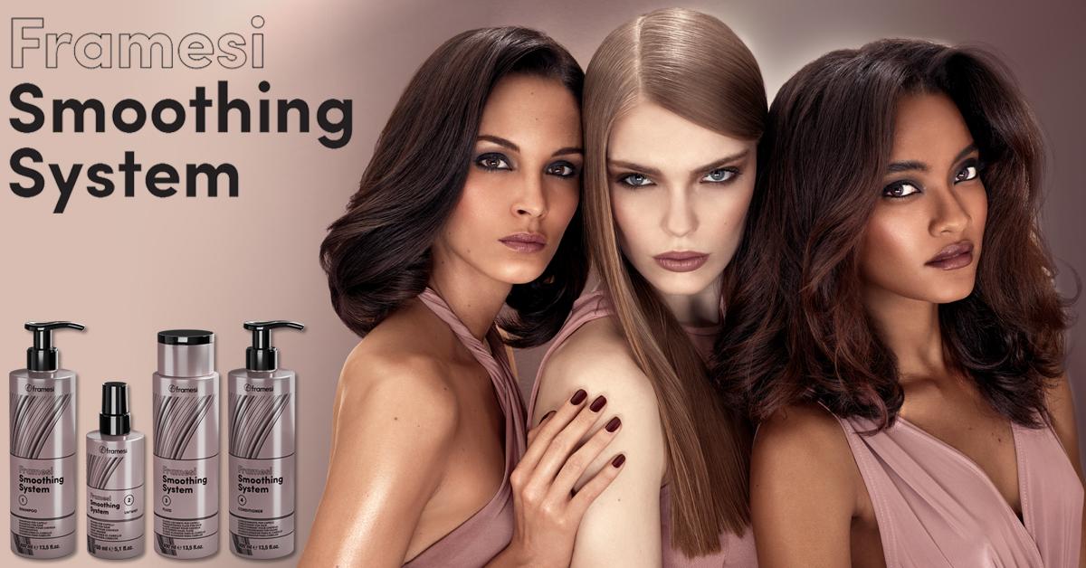 Kosmetyki i zabiegi fryzjerskie FRAMESI
